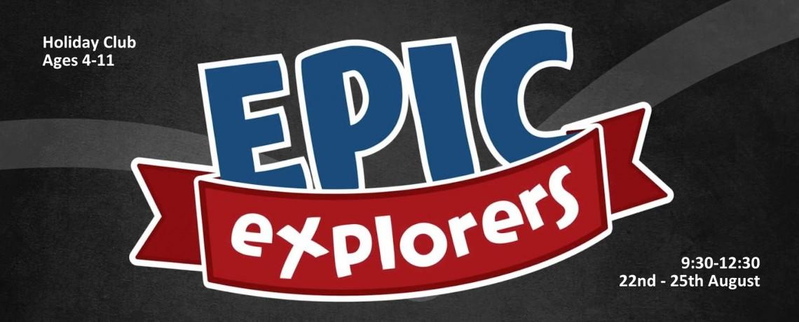 Epic Explorers!