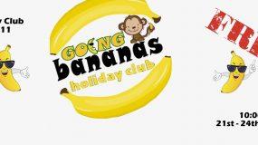 Going Bananas – Holiday Club