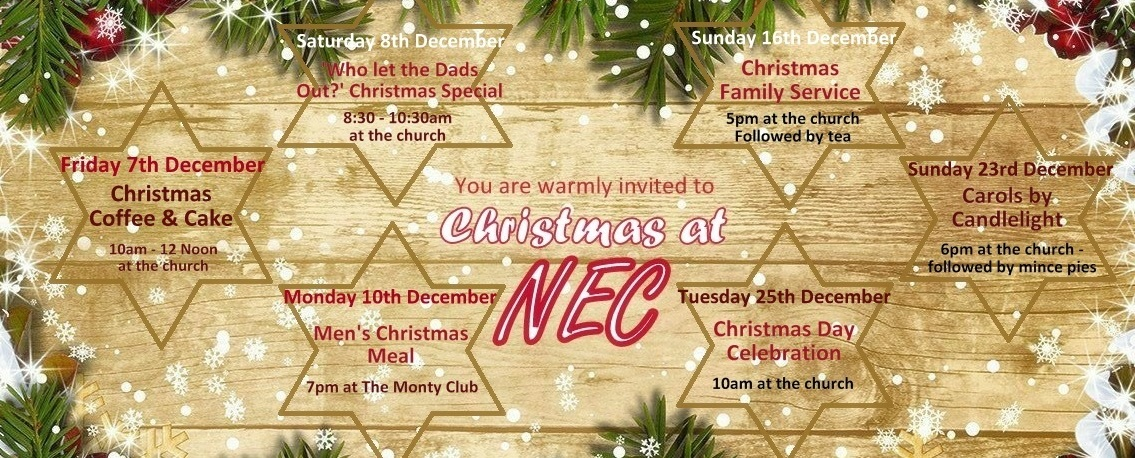 Christmas @ NEC
